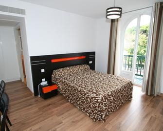 Hôtel Lafon - Хендее - Спальня