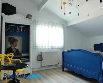 Bleuvelours - Андернос-ле-Бен - Bedroom