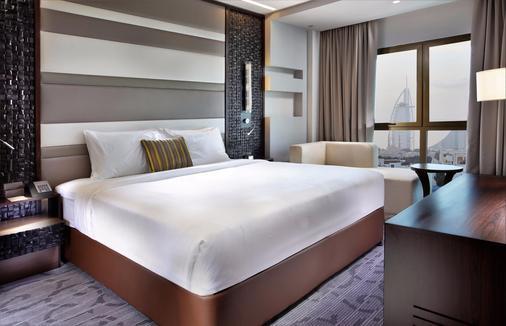 Metropolitan Hotel Dubai - Dubai - Bedroom