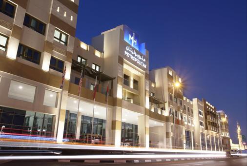 Metropolitan Hotel Dubai - Dubai - Building