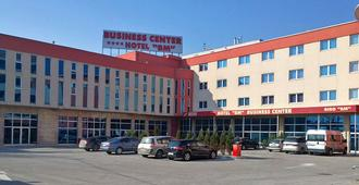 Hotel BM International - Sarajevo - Building
