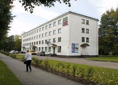 Dzintarjura - Ventspils - Gebäude