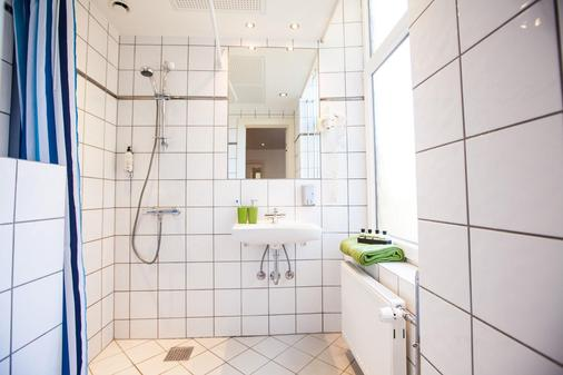 Hotel Ansgar - Kööpenhamina - Kylpyhuone