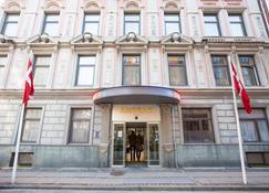 Hotel Ansgar - København - Bygning