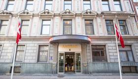 Hotel Ansgar - Copenhagen - Building