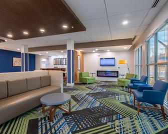 Holiday Inn Express & Suites Marion - Marion - Лаунж