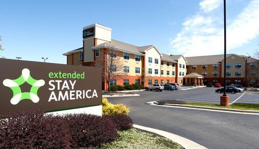美國長住酒店 - 代頓 - 南 - 德頓 - 代頓 - 建築