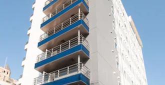 Super Hotel Kokuraeki Minamiguchi - Kitakyūshū - Gebäude