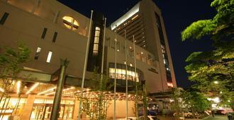 Kobe Seishin Oriental Hotel - Kobe - Κτίριο