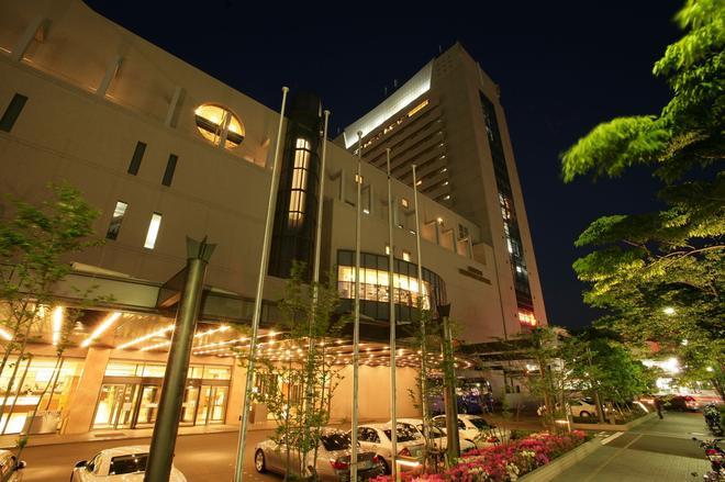 Kobe Seishin Oriental Hotel - Kōbe - Edificio