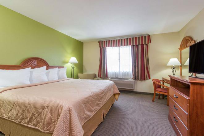 蓋洛普貝蒙特套房酒店 - 加洛普 - 蓋洛普 - 臥室