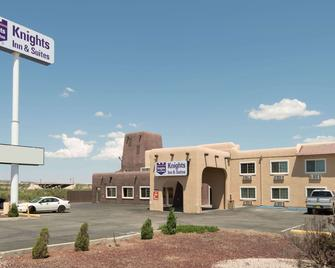 Knights Inn & Suites Gallup - Gallup - Edificio