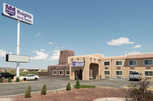 Knights Inn & Suites Gallup - Gallup - Toà nhà
