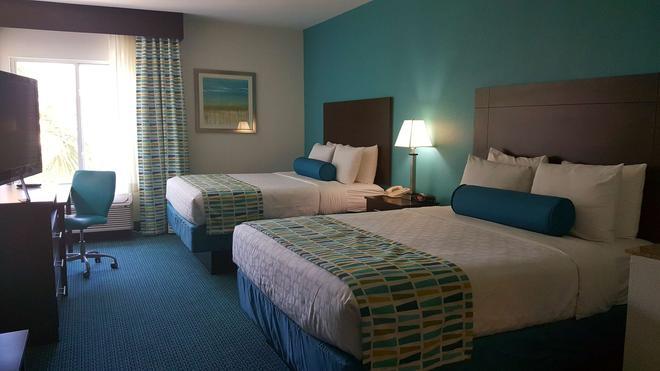 Best Western Plus Blue Angel Inn - Pensacola - Bedroom