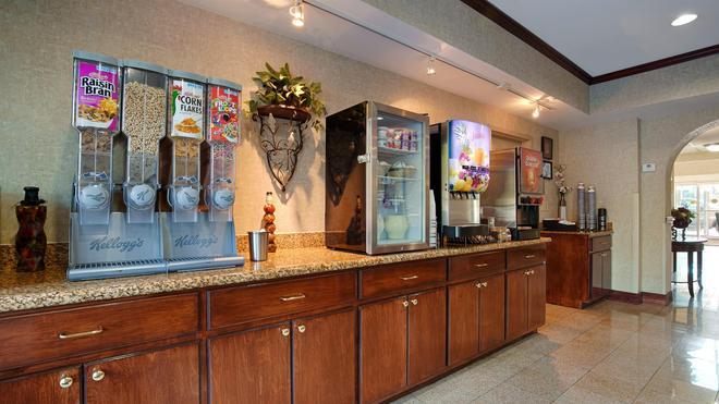 Best Western Plus Blue Angel Inn - Pensacola - Buffet