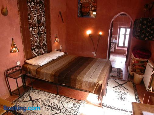 Hotel Tomboctou - Tinghir - Bedroom