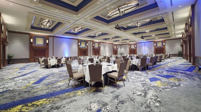 Georgia Tech Hotel And Conference Center - Atlanta - Banquet hall