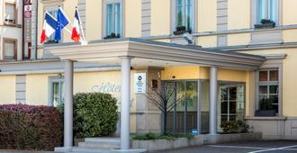 Best Western Plus Hotel Villa D'est - Estrasburgo - Edificio