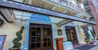 Luneta Hotel - Manila - Building