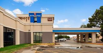 Best Western Plus Executive Residency Denver-Stapleton Hotel - Denver - Gebouw