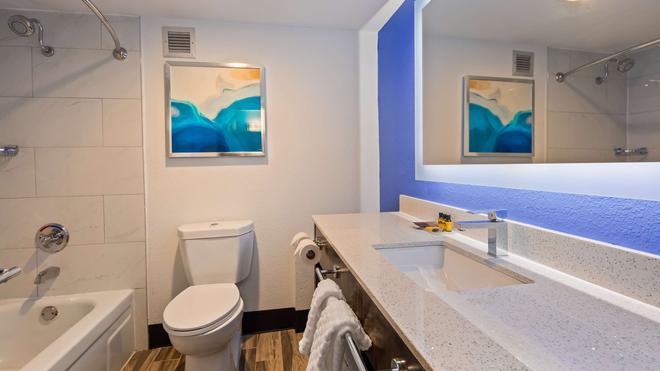 Best Western Plus Executive Residency Denver-Stapleton Hotel - Denver - Kylpyhuone