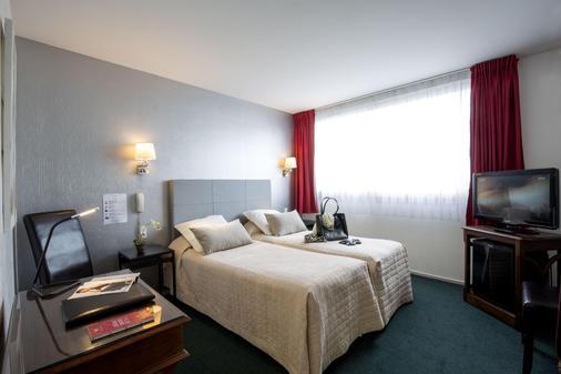 Citotel Bristol Hotel - Périgueux - Bedroom
