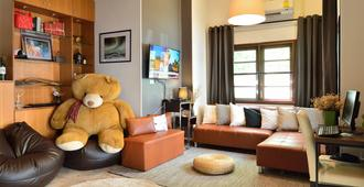 Lost And Found Bed And Breakfast - Bangkok - Sala de estar