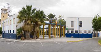 Albergue Inturjoven Aguadulce - Hostel - Aguadulce - Building