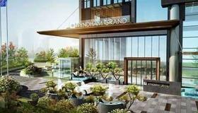 Wyndham Grand Shenzhen - Thẩm Quyến - Cảnh ngoài trời