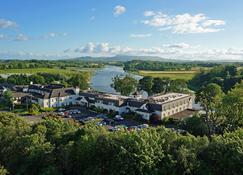 Killyhevlin Lakeside Hotel & Lodges - Enniskillen - Piscina
