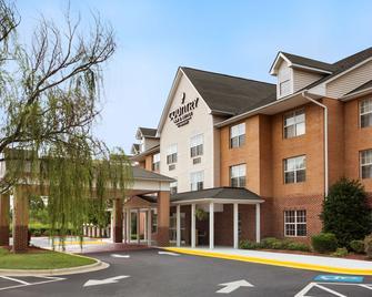 Country Inn & Suites Charlotte University Plc - Charlotte - Building