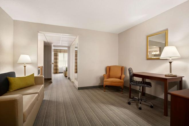 Country Inn & Suites Charlotte University Plc - Charlotte - Phòng khách