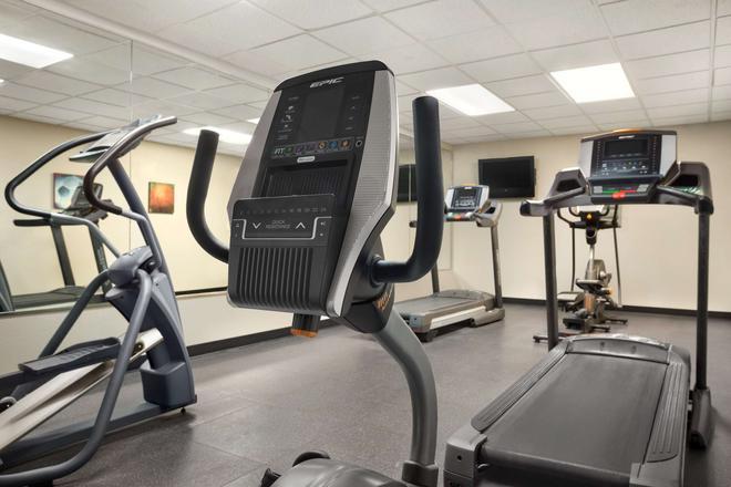 Country Inn & Suites Charlotte University Plc - Charlotte - Gym