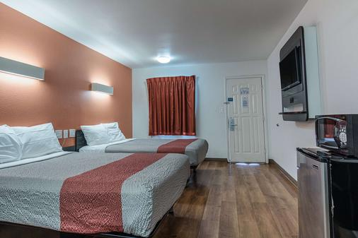 Motel 6 Texarkana - Texarkana - Makuuhuone