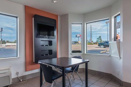 Motel 6 Texarkana - Texarkana - Ruokailuhuone