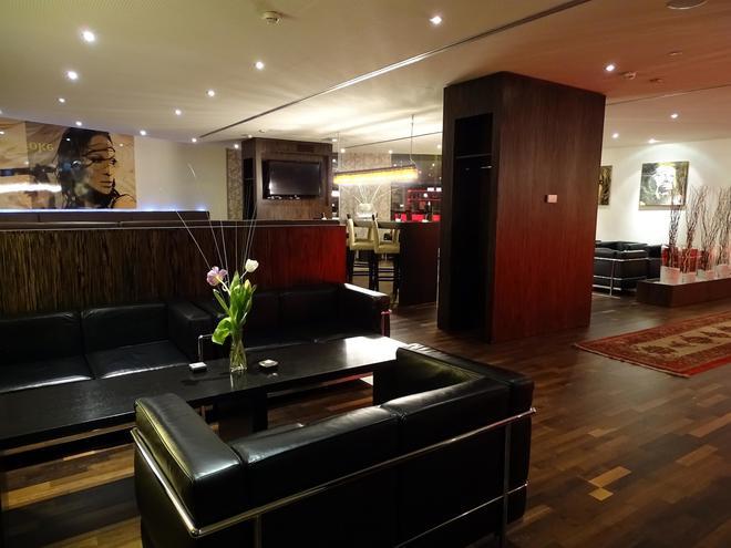 阿梅迪亞薩爾茨堡酒店 - 薩爾斯堡 - 薩爾玆堡 - 大廳