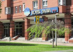 Hotel Bahía - Gijón - Edificio