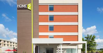 Home2 Suites by Hilton Charlotte Airport - Charlotte - Edificio