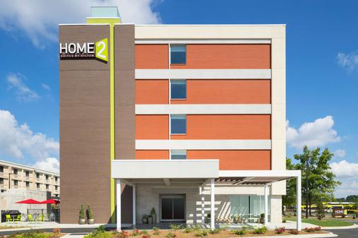 Home2 Suites by Hilton Charlotte Airport - Charlotte - Gebäude
