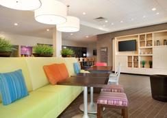 Home2 Suites by Hilton Charlotte Airport - Charlotte - Restaurant