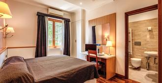 Hotel Roma Tiburtina - רומא - חדר שינה