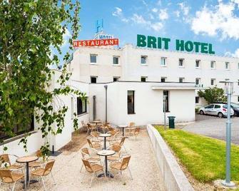 Brit Hotel Rennes Cesson - Le Floréal - Cesson-Sévigné - Gebouw
