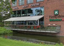 Hampshire Hotel - Delft Centre - Delft - Building
