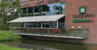 Hampshire Hotel - Delft Centre - Delft - Building