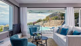 Elounda Gulf Villas - Elounda - Living room