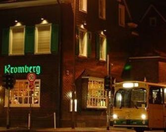 Hotel Kromberg - Remscheid - Gebouw