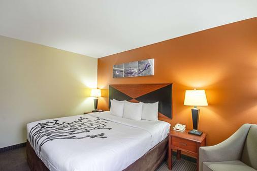 Sleep Inn & Suites - Madison - Makuuhuone