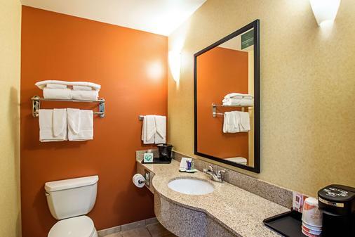 Sleep Inn & Suites - Madison - Bathroom