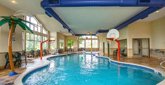 Sleep Inn And Suites Madison - Madison - Pool