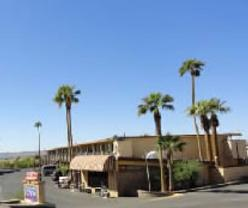Windsor Inn Lake Side - Lake Havasu City - Θέα στην ύπαιθρο